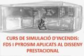 Curs de Simulació d'Incendis: FDS I Pyrosim aplicats al Disseny Prestacional