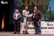 Juan Antonio Muñoz guanya un premi en el X Simposio Nacional sobre Incendios Forestales