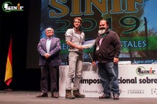 """Award to the best work in the """"X Simposio Nacional sobre Incendios Forestales"""""""