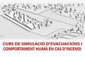 Curso de Simulación de Evacuaciones y Comportamiento Humano en caso de Incendio